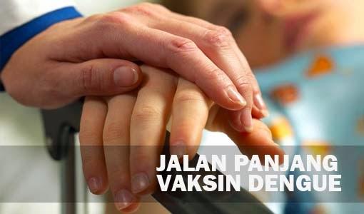 Jalan Panjang Vaksin Dengue