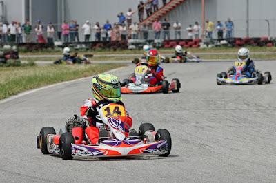 2ος Αγώνας Πανελλήνιου Πρωταθλήματος Karting