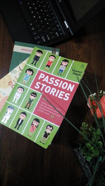 Passion Stories karya Qalbinur Nawawi