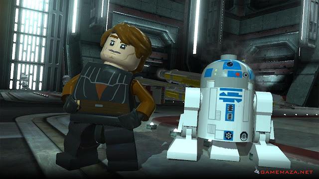 LEGO Star Wars The Complete Saga PC Full Version Screenshot 1