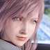 Lightning de Final Fantasy XIII, vendedora de coches Nissan