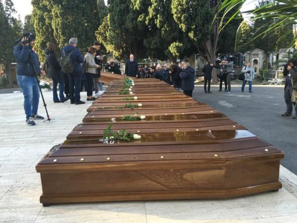 26 Nigerian Girls Allegedly Murdered At Mediterranean Sea Buried In Italy