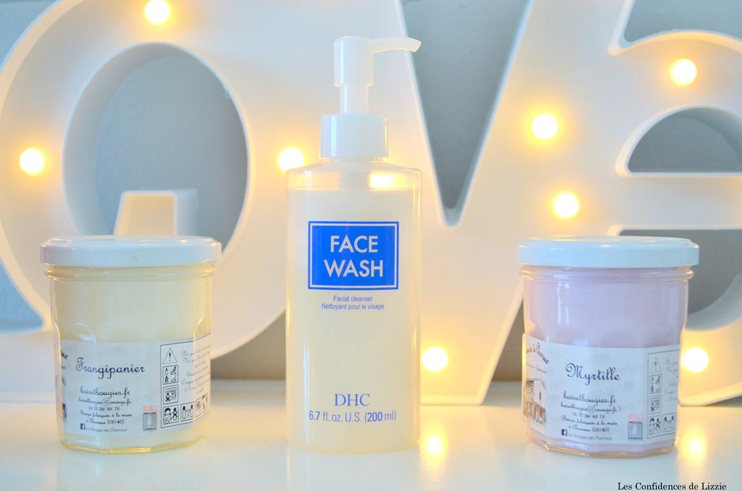 huile demaquillante dhc - deep cleansing oil - face wash - nettoyant doux - emulsion - mousse nettoyante - rituel de beaute japonais
