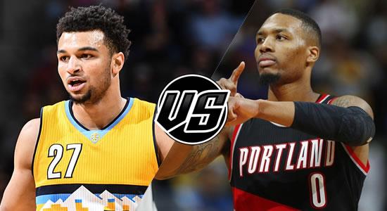 Live Streaming List: Denver Nuggets vs Portland Trail Blazers 2018-2019 NBA Season