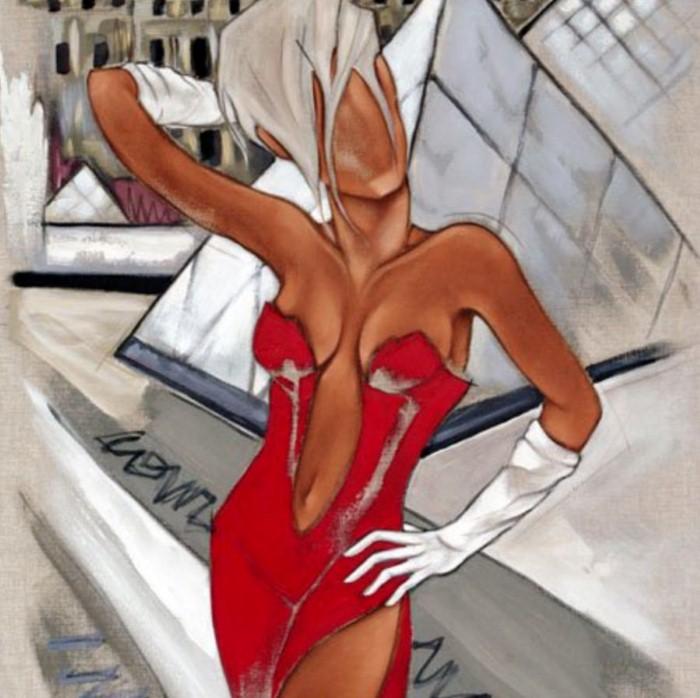 Современные художники Франции. Pierre Farel 17