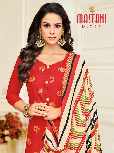 Samaira Fashion Mastani plazo Bridal Suits Collection