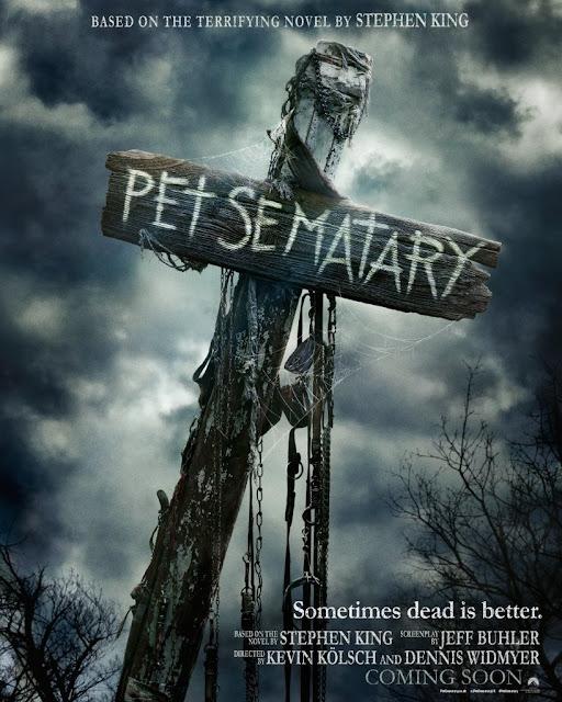 Pet Sematary 2019 (UK Poster)