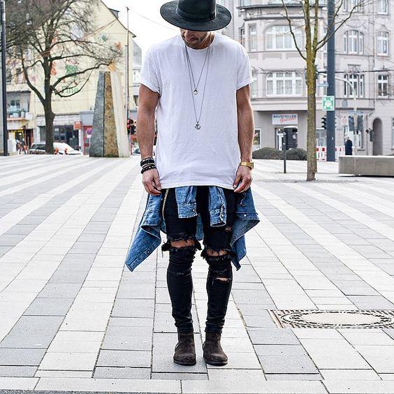 look masculino com camiseta branca lisa (3) (1)