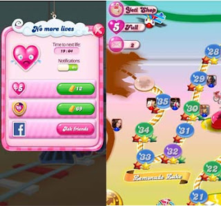 Game Trick | How to Restore Lives on Candy Crush Saga [Candy Crush Unlimited Lives]