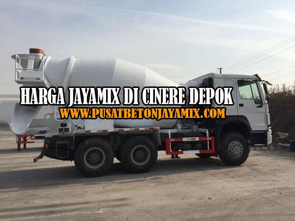 Harga Jayamix Cinere Depok, Jual Jayamix Beton Jayamix Cinere Depok, Harga Jayamix Beton Per kubik Cinere Depok
