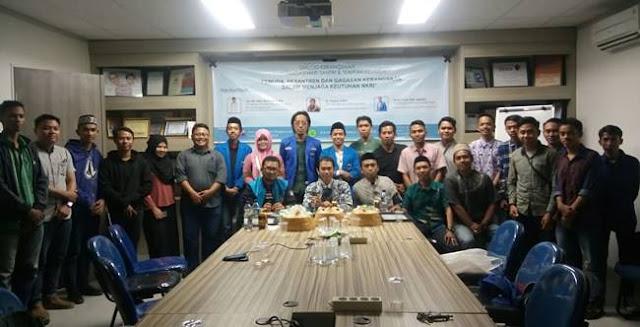 """Dialog Kebangsaan: """"Pemuda dan Pesantren Sebagai Garda Terdepan Menjaga NKRI"""""""