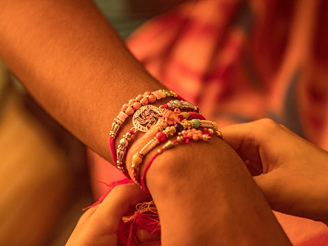 RAKSHA BANDHAN 2018/ RAKHI 2018 DATE IN INDIA