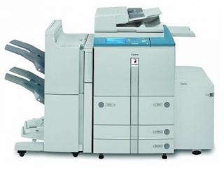 Cara Mempertajam Hasil Fotocopy di Mesin IR Canon Series