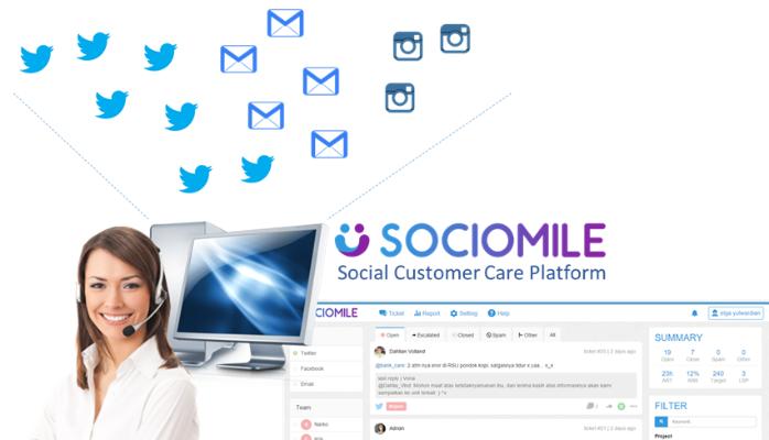Aplikasi Layanan Pelanggan Untuk Membantu Pekerjaan