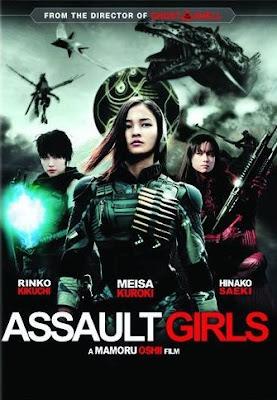 [Crítica] Assault Girls - Mamoru Oshii, 2009