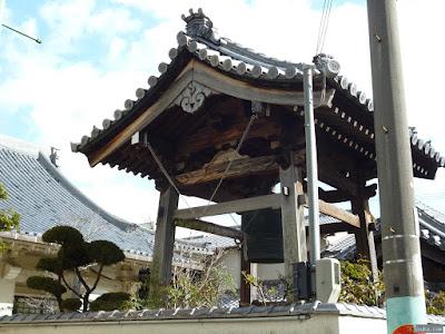 龍雲山正覺寺の鐘