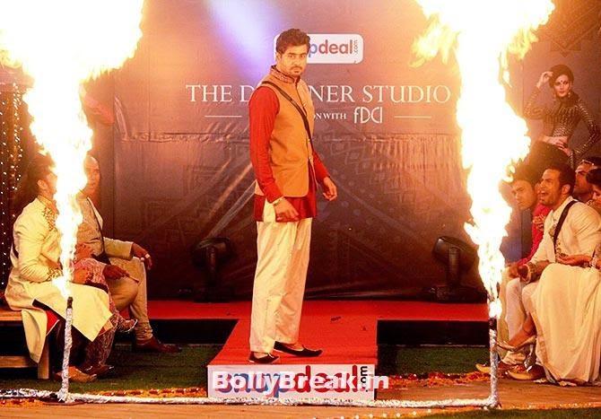 Pritam Singh, Bigg Boss 8 Contestants Fashion Report - Who's has best fashion sense?