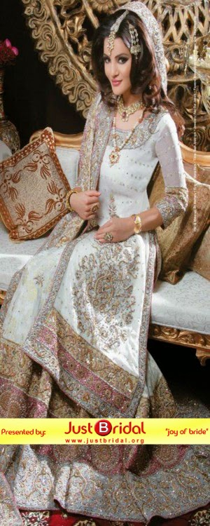 Pakistani dulhan dresses pictures