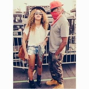 Coachella 2014 Beyonce