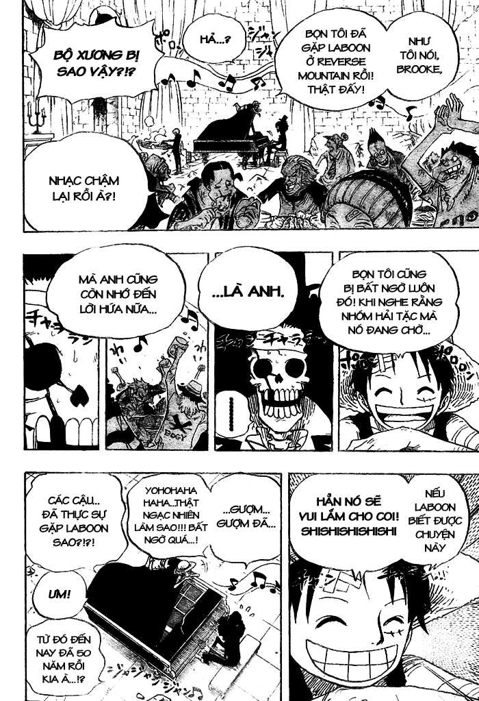 One Piece Chap 486