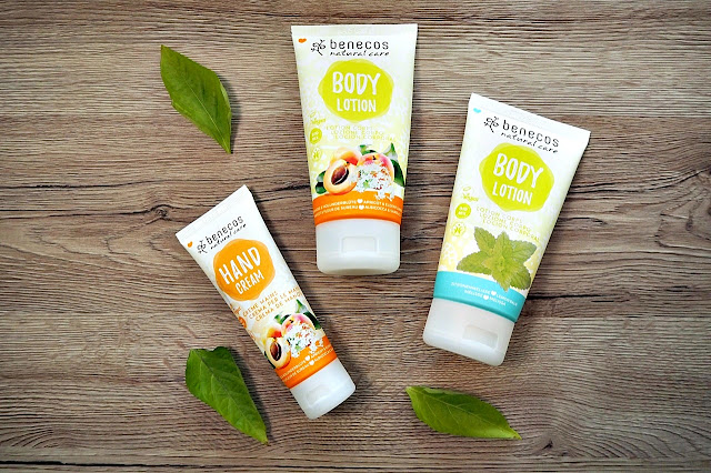 Benecos Body Lotion ja hand cream