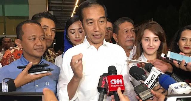 """Jokowi Minta Arab Saudi Usut Kematian Jurnalis Khashoggi, Malah Ditanya """"Novel Baswedan di Negara Antum Gimana?"""""""