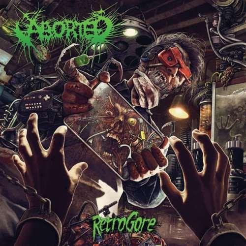 "ABORTED: Ακούστε το  ""Retrogore"" απο το επερχόμενο ομότιτλο album"