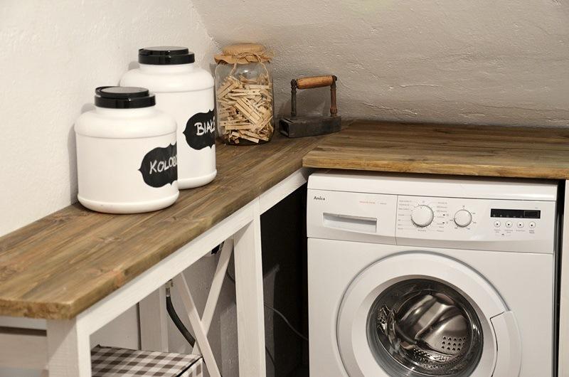 DIY: Pralnia - znajdź na nią miejsce w swoim domu. ~ Od ... on Pralnia W Domu Inspiracje  id=13858