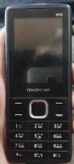 Symphony M95 mt6261 Flash File Download Without Password