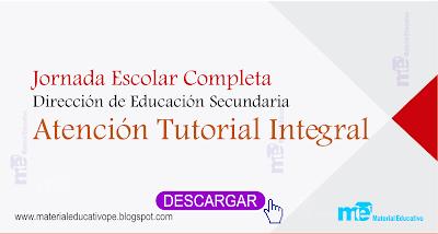Atención tutorial integral ATI