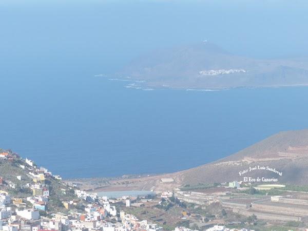 Calima Canarias vísperas de San Juan