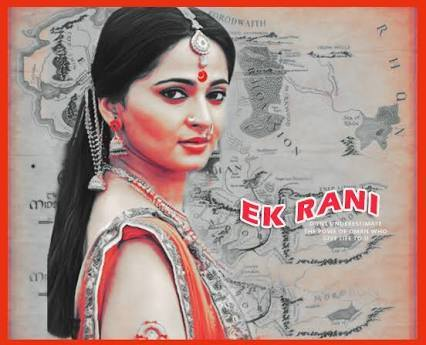 Anushka Shetty as Rudhramadevi