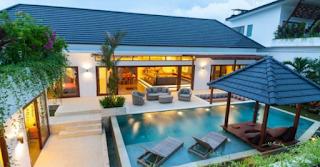 Bentuk Rumah Idaman Dengan Interior Pilihan Impian Semua Orang