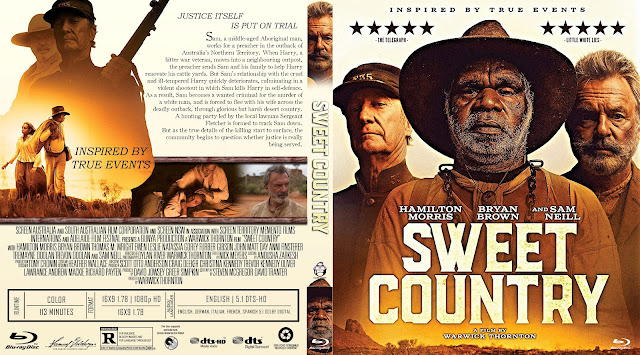 Sweet Country Bluray Cover