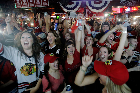 Chicago Blackhawks Win the Stanley Cup