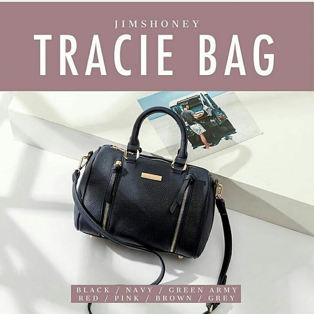 Jims Honey Tracie Bag Navy