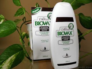 biovax szampon do włosów słabych i wypadających opinie
