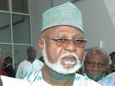 Niger salutes Abdulsalami Abubakar at 75