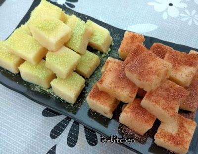 Kue Mochi susu kentang Lembut Dan Kenyal