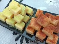 Resep Kue Mochi susu kentang Lembut Dan Kenyal