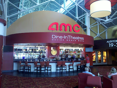 AMC Fork and Screen Downtown Disney