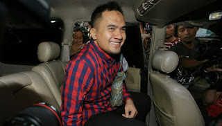 Syaiful Jamil Betah di Penjara Lantaran Banyak Teman