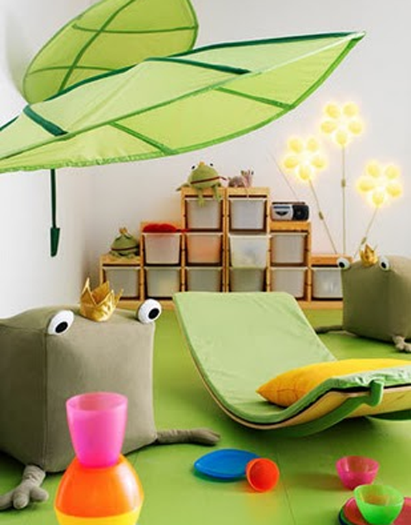 Children S And Kids Room Ideas Designs Inspiration: My Sweet Prints: Kid's Playroom Inspiration