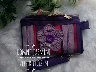 Dompet Resleting Jasmin 014