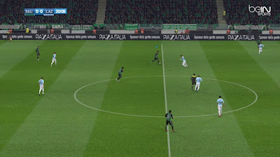 PES 2017 XXX Pitch for AZ_StadiumPack AIO by Alfian