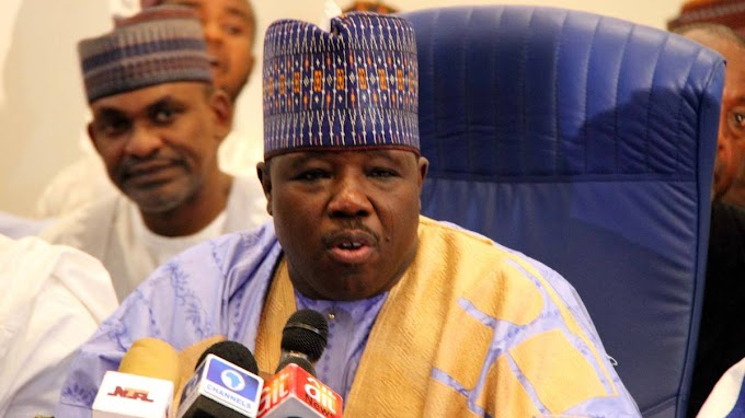 Alimodu Sheriff the Boko Haram Founder in the midst of Progressives