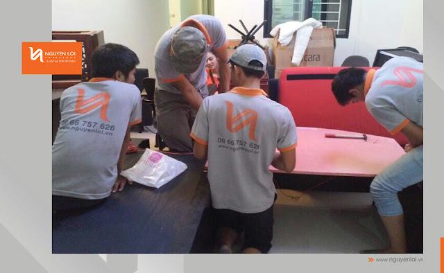 dịch vụ chuyển nhà belleza quận 7 tphcm