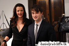 Updated(3): Daniel Radcliffe at Jeffrey NY, Fashion's Night Out