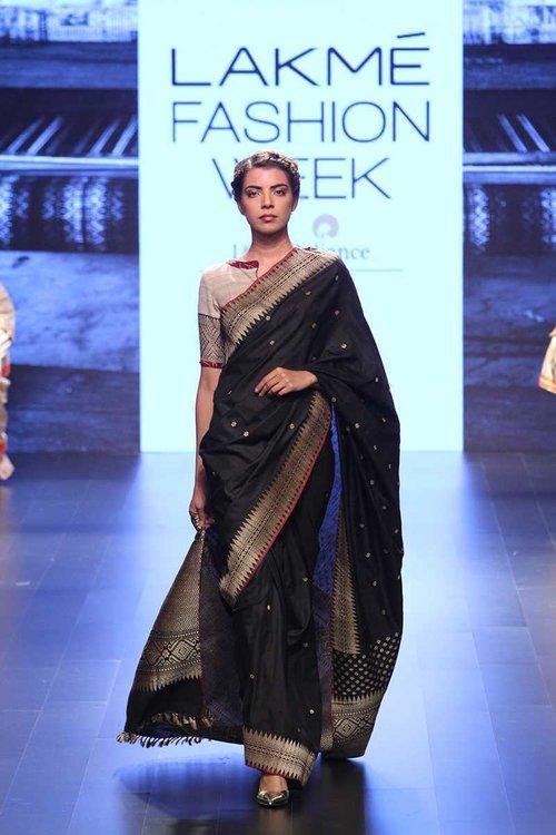 Stunning Handwoven Assamese Sarees By Designer Anuradha