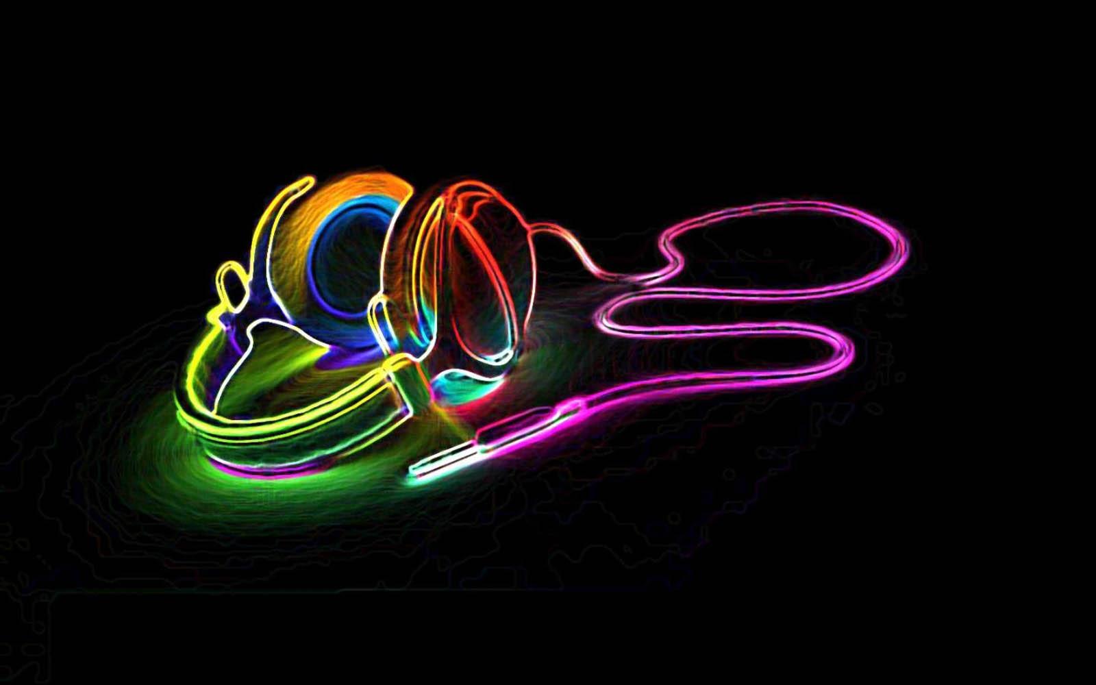 neon art wallpapers 10